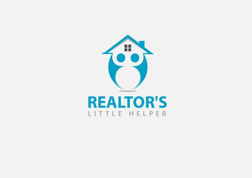 Konkurrenceindlæg #107 for Logo Design for Realtor's Little Helper