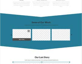 #13 for Marketing Agency Web Design Mockup by kobirraihan74