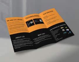 Nro 11 kilpailuun Brochure For Collabor8 käyttäjältä golamrabbani143