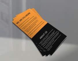 Nro 17 kilpailuun Brochure For Collabor8 käyttäjältä golamrabbani143