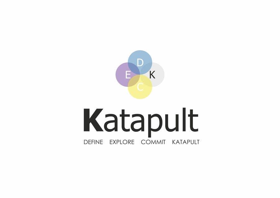 Inscrição nº 257 do Concurso para Logo Design for Katapult