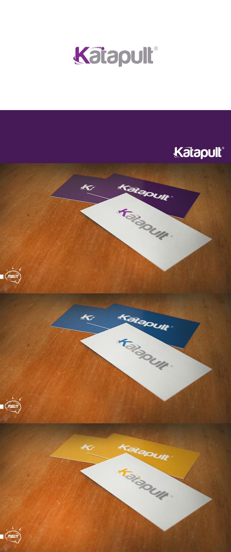 Inscrição nº 76 do Concurso para Logo Design for Katapult