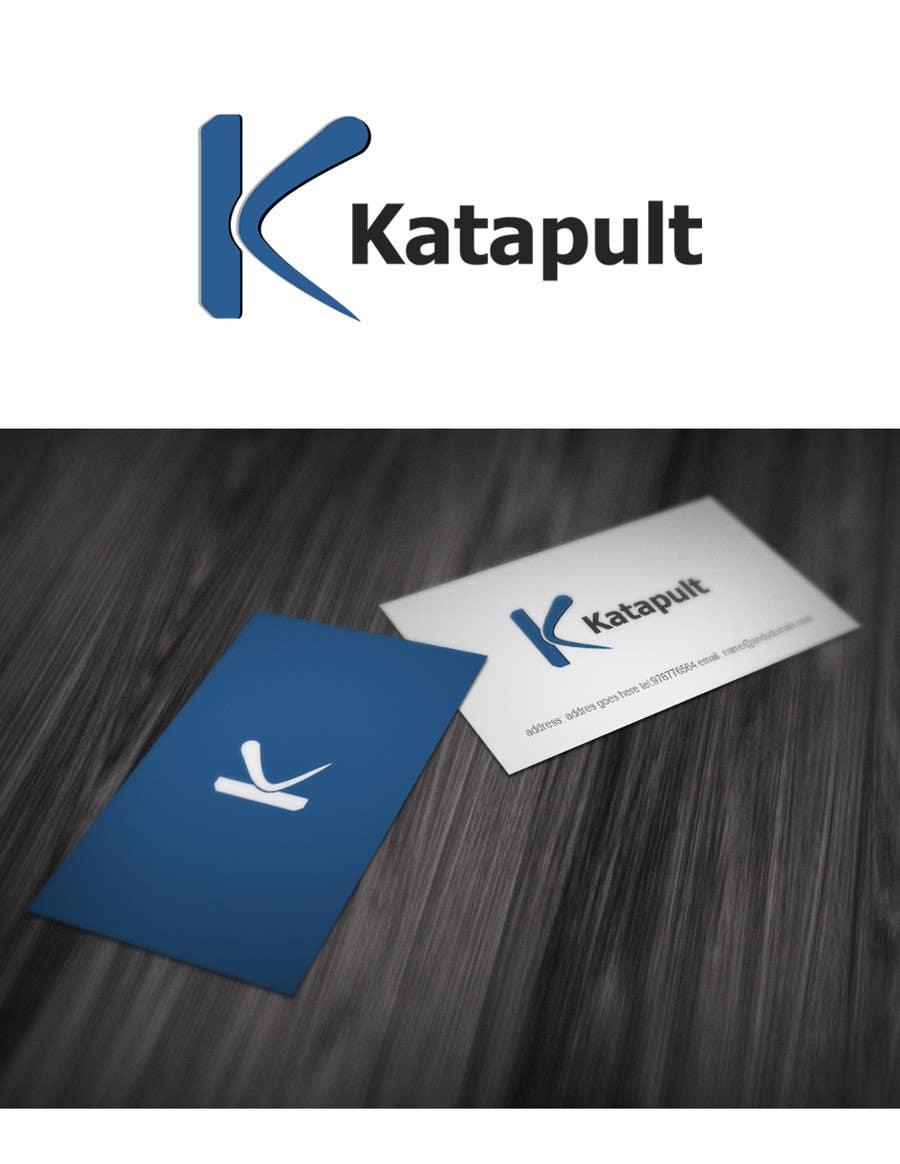 Inscrição nº 138 do Concurso para Logo Design for Katapult
