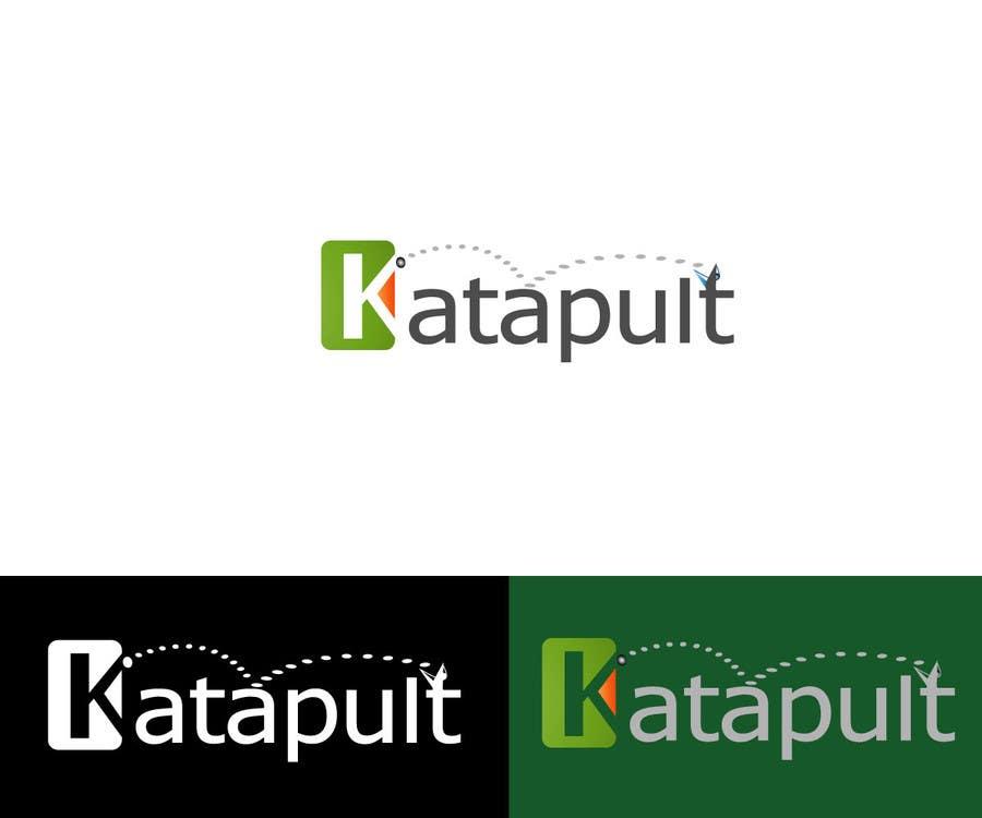 Inscrição nº 153 do Concurso para Logo Design for Katapult