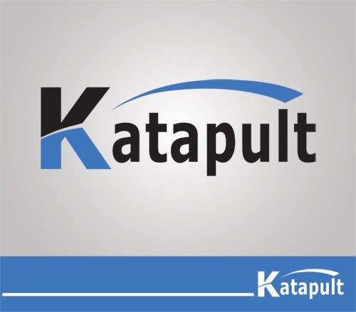 Inscrição nº 179 do Concurso para Logo Design for Katapult