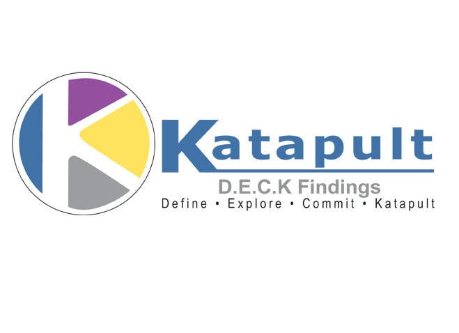 Inscrição nº 71 do Concurso para Logo Design for Katapult