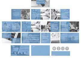 #4 for Design a Powerpoint template for company profile by zaslagalicu12