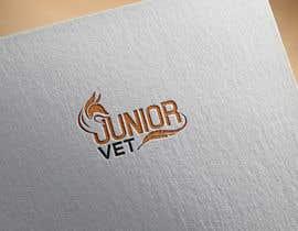 """mdsajib54 tarafından """"Junior vet"""" Logo için no 172"""