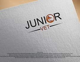 "asrahaman789 tarafından ""Junior vet"" Logo için no 212"