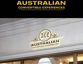 """#44 for I need a logo for a new luxury bespoke private tour company """"Australian Convertible Experiences"""" by ushi123"""