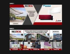 #59 for Need 2 banners for homepage. by d3stin