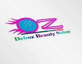 #10 para logo design for a beauty salon,with the letters DZ and underneath in small written Deboz beauty salon should have something that refers to nails colours of  letters should be gold/silver and background black mat  No circels or squares around the logo de goodrose