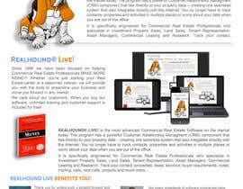 nº 78 pour Website Design for Realhound.com par customersfactory