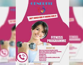 #17 for Promotional flyer for a fitness programme by rakib2375