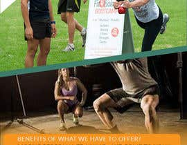 #17 for Design a Flyer (Saint Fitness) by sayem40
