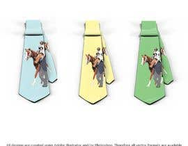 #13 for Design horsey images for men's ties by Alaedin