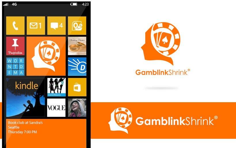 Konkurrenceindlæg #66 for Logo Design for Gambling Shrink