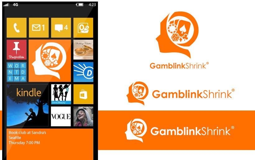 Konkurrenceindlæg #33 for Logo Design for Gambling Shrink