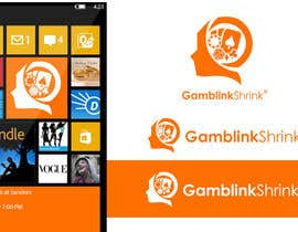 #33 para Logo Design for Gambling Shrink por Anamh