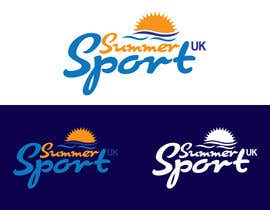 eddesignswork tarafından Design a Logo for SummerSportUK için no 106