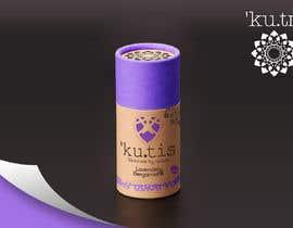 #17 pentru Natural Deodorant label design de către Jokey05