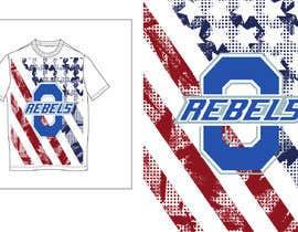 #41 cho Stars & Stripe Tee Shirt Design matching picture bởi Suprise05