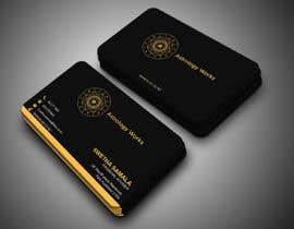 Nro 142 kilpailuun Design business card käyttäjältä abdulmonayem85