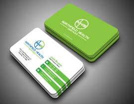 Nro 144 kilpailuun Design business card käyttäjältä abdulmonayem85