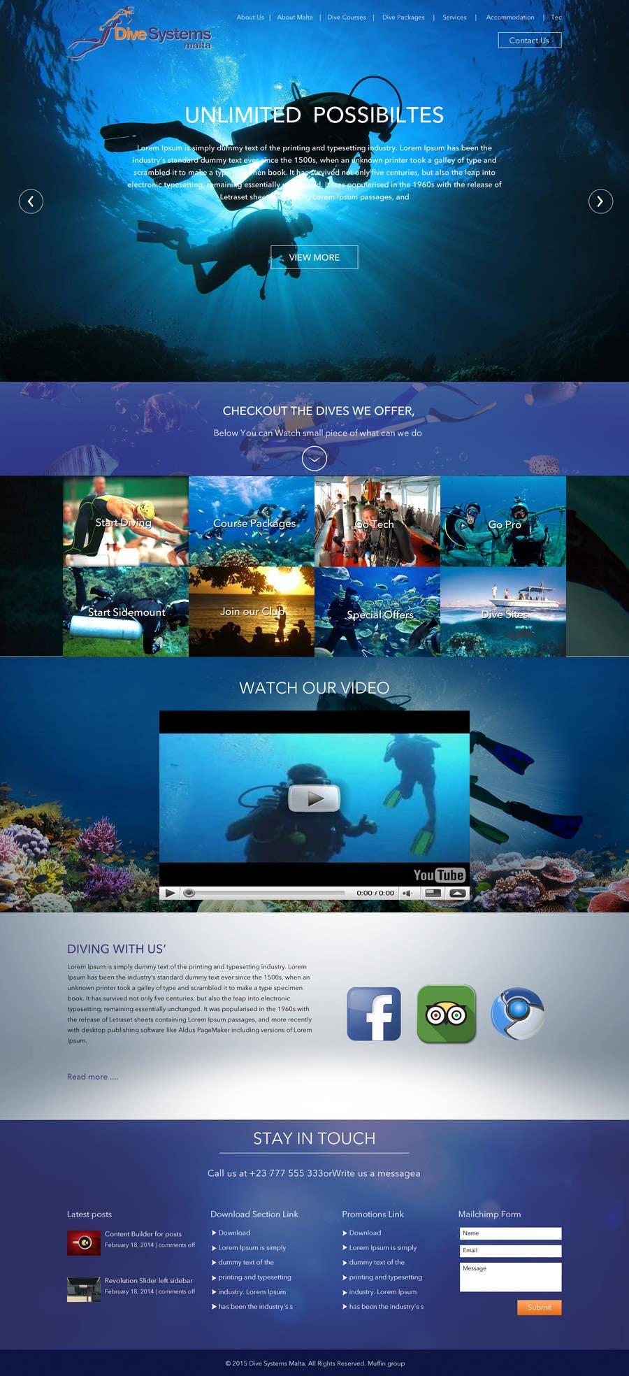 Konkurrenceindlæg #                                        7                                      for                                         Design a Website Mockup