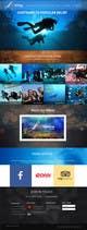 Konkurrenceindlæg #                                                12                                              billede for                                                 Design a Website Mockup