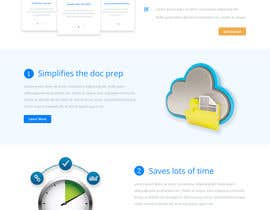 #23 για Landing Page for Legal Website (selling to lawyers) από Kreaterz