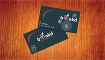 #64 for Logo Design for Bonkd by alizainbarkat