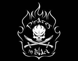 #49 para Logodesign Pirates In Black Band por garik09kots