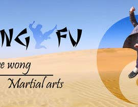 #30 para Design of a kungfu contents FB page banner1 de lookandfeel2015