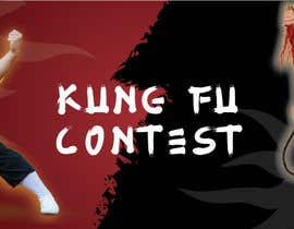 #24 para Design of a kungfu contents FB page banner1 de sunilpeter92