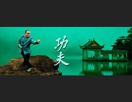 #13 for Design of a kungfu contents FB page banner1 by garik09kots
