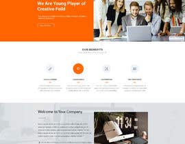 #6 for Webdesign - Creative Agency by webdesigner1498
