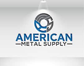 #11 for I need a logo for: American Metal Supply by fahadKhandokar24