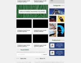 #54 cho Design a Website Mockup bởi hejven