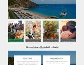 #22 cho Design a Website Mockup bởi Baljeetsingh8551