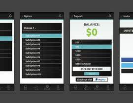 #9 para Design an app (Just design) - de BadWombat96