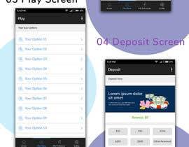 #8 para Design an app (Just design) - de Dmamun18