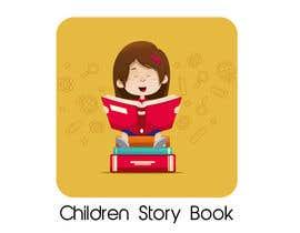 #25 para Logo design for children story book app de nirajmangukiya