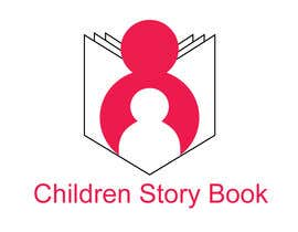 #22 para Logo design for children story book app de NurMohammod1