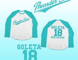 #23 for tshirt design by audiebontia
