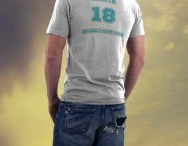 #22 for tshirt design by carlasader1