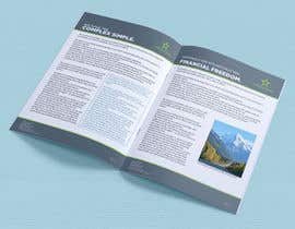 "#25 for Design a Full Page PDF Brochure ""white paper"" (Adobe InDesign) af Dipokchandra"