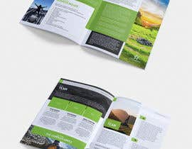 "#16 for Design a Full Page PDF Brochure ""white paper"" (Adobe InDesign) af GraphicExpertz"