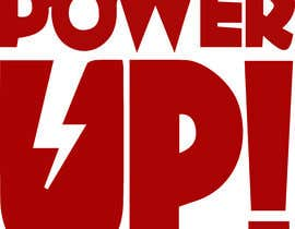 #4 for PowerUp! font by Dezzinefreak