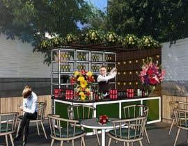 #11 cho design a summer bar for a ballroom bởi diahintan